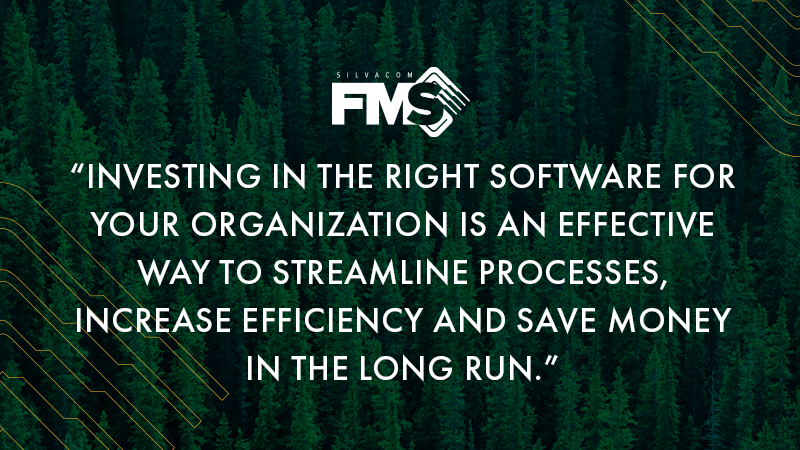 Investing in the right software for your organization is an effective way to streamline processes, increase efficiency and save money in the long run.